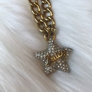 Juicy couture star necklace ✨